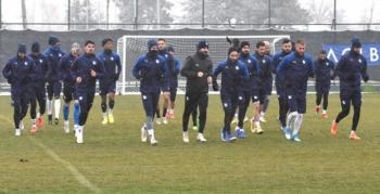 Dadaş Denizlispor maçına hazır