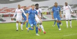Dadaş oynadı Trabzon kazandı