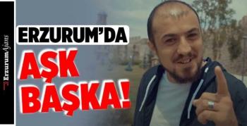 Dadaş şarkıcıdan Erzurum klibi!
