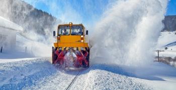 Demir yolunun 'kar savaşçıları'