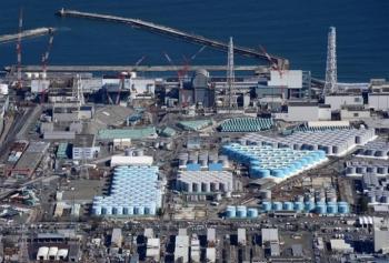 Deprem Fukuşima'da tankları yerinden oynattı