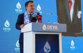 DEVA Partisi Genel Başkanı Babacan Erzurum'da