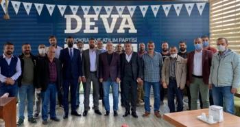 DEVA Partisi Yakutiye Ve Aziziye Başkanlarını Seçti