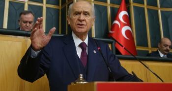 Devlet Bahçeli'den kritik 'Cumhur İttifakı' mesajı
