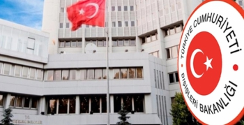 Dışişleri Bakanlığı'ndan 'Yunanistan' açıklaması