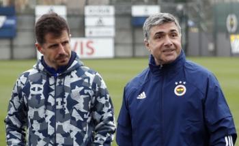 Erdinç Sözer Fenerbahçe'de