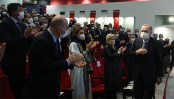 Erdoğan'dan İzmir'de önemli açıklamalar