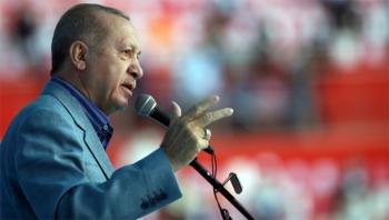 Erdoğan'dan Macron'a sert tepki...