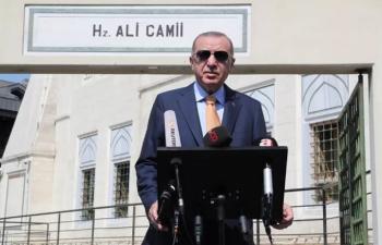 Erdoğan'dan Oruç Reis açıklaması