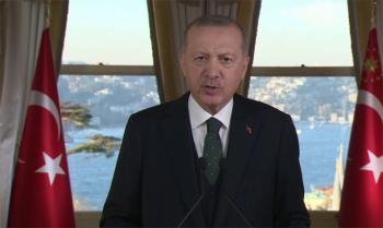 Erdoğan'dan sosyal medya şirketlerine mesaj