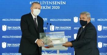 Erdoğan'dan topyekün reform mesajı