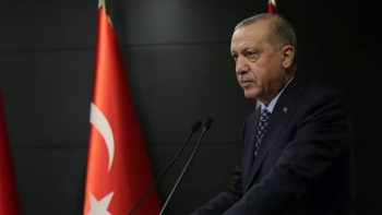 Erdoğan: Türk milleti kardeşlerinin yanındadır