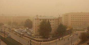 Erzincan, Erzurum ve Ağrı toz taşınımı uyarısı
