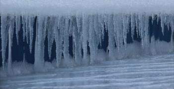 Erzurum buz tuttu: Eksi 20