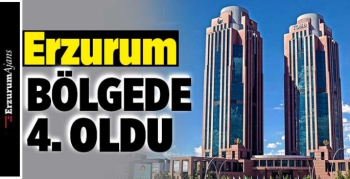 Erzurum'da 8 ayda 171 şirket kuruldu