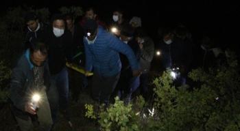 Erzurum'da AK Parti'yi yasa boğan ölüm