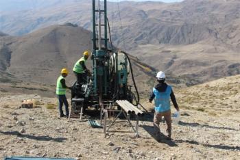 Erzurum'da bej ve mavi mermer rezervi bulundu
