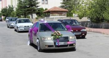 Erzurum'da düğün konvoylarına yasak geldi