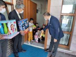 Erzurum'da Engelsiz Çocuk Buluşması Projesi