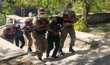 Erzurum'da hayvan hırsızlığı çetesi çökertildi