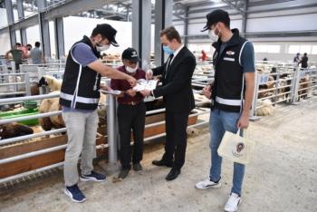 Erzurum'da sahte para uyarısı