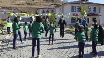 Erzurum'da Serabral Parsi Günü etkinlikleri
