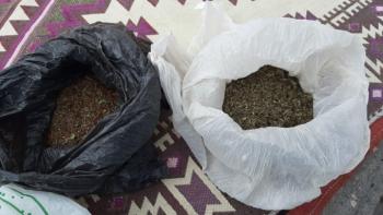Erzurum'da uyuşturucu operasyonu: 3 tutuklama