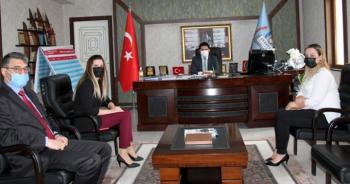 Erzurum'dan 9 uluslararası proje