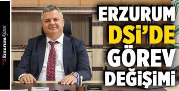 Erzurum DSİ Bölge Müdürlüğü'ne, Yavuz atandı