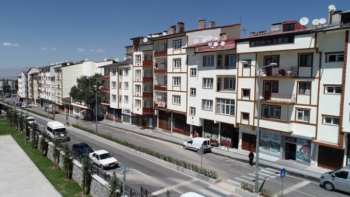 Erzurum'un konutta bölge payı arttı