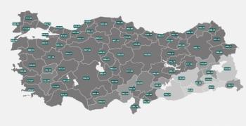 Erzurum vaka oranında anormal artış