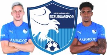 Erzurumspor'da Gomes ve Novikovas krizi