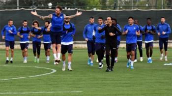 Erzurumspor'da Süper Lig heyecanı başladı
