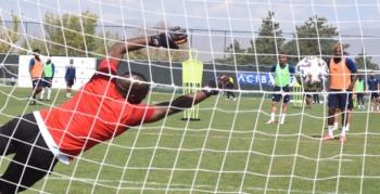 Erzurumspor Kayserispor maçına hazır
