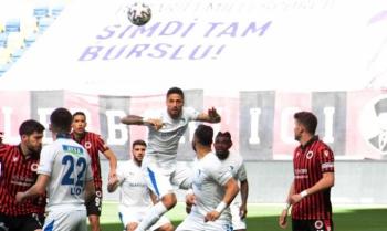 Erzurumspor'un galibiyet hasreti 8 maça çıktı