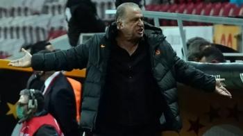 Fatih Terim'i yenilgi değil takımın sahadaki hali üzdü
