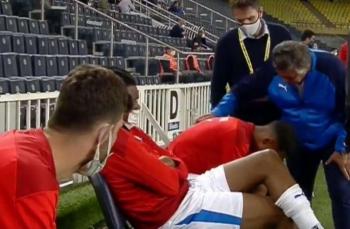 FB maçında oyuna girmemişti!