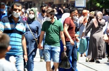 Gaziantep'te endişelendiren görüntüler