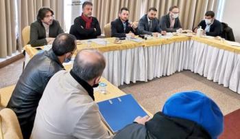 Haritacılar Erzurum'da buluştu