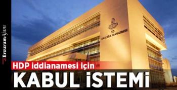 HDP'yi kapatma davasında flaş gelişme!