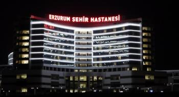 Holep Erzurum Şehir Hastanesi'nde