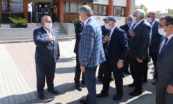 Horasan'da Aydın'ın yerine Sağlam başkan seçildi