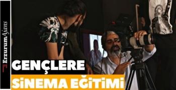 HSB Sinema Akademisi Erzurum'da!