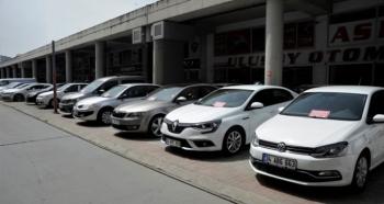 İkinci el otomobil piyasası durgun