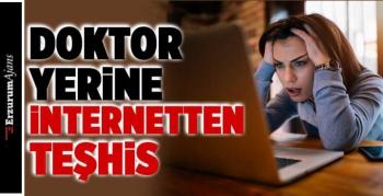 İnternette hastalık arama: Siberkondri