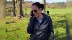 Kamala Harris'ten Biden'a tebrik telefonu: Başardık