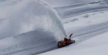 Kar erimesi ve çığ tehlikesi uyarısı...