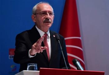 Kemal Kılıçdaroğlu'na 'Muharrem İnce' ziyareti