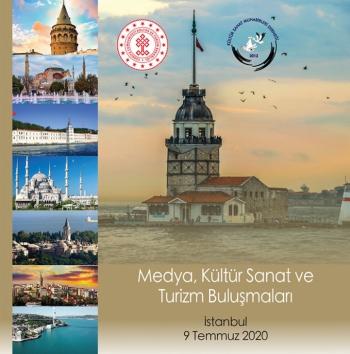 Kültür Sanat Muhabirleri İstanbul'da buluşuyor
