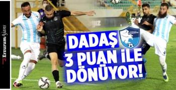 Manisa'nın serisini BB Erzurumspor sonlandırdı